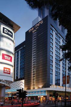 The Mira Hotel Hong Kong by Charles Allem