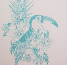 Toucans Wallpaper