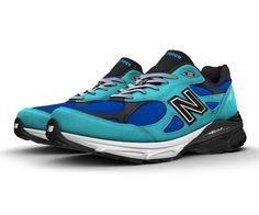 Nystrom Custom New Balance 990v3