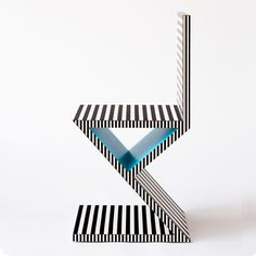 Neo Laminati Chair No. 34 | Kelly Behun