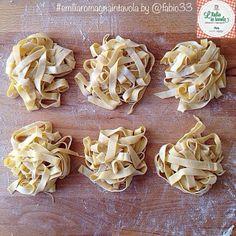 Ecco anche la ricetta delle #tagliatelle #italiaintavola #emiliaromagnaintavola #italianfood #italy #emiliaromagna #pasta