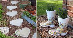 Garden Design, Outdoor Decor, Room, Houses, Cement, Bedroom, Rooms, Landscape Designs, Rum