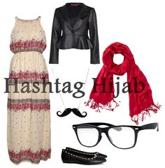 Hashtag Hijab Outfit #2