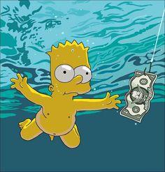 Bart Simpson IPhone Wallpaper