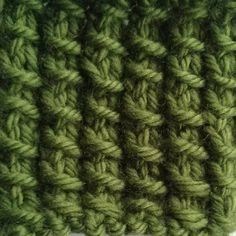 Resembling bamboo, the Bamboo stitch is a unique and easy-to-knit stitch that will give your project a wonderful textured look.