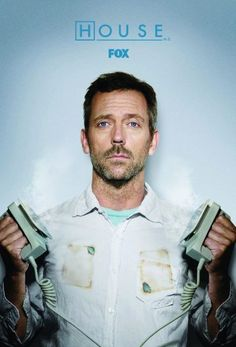 All eight seasons of House are now on Netflix! One of my favorite shows.