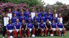 Lilian Thuram, Fabien Barthez, David Trezeguet, Thierry Henry, European Soccer, Fc Chelsea, Steven Gerrard, Zinedine Zidane, France