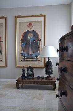 Super mooi die voorouderschilderijen uit China