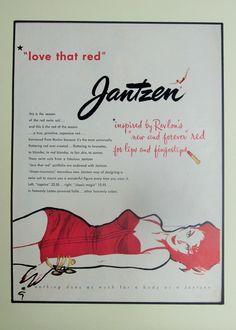 Jantzen 1954