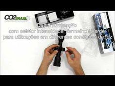 Luneta Walther 4x32 Mini DC CQB Simplesmente a melhor