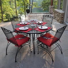 remarkable wrought iron patio furniture