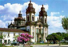 Cabeceiras de Basto - Mosteiro de S. Miguel de Refojos