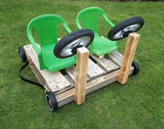 outdoor toys for kids playground ~ outdoor toys for kids & outdoor toys for kids diy & outdoor toys for kids gift ideas & outdoor toys for kids boys & outdoor toys for kids summer fun & outdoor toys for kids playground Diy Outdoor Toys, Outdoor Toys For Kids, Outdoor Play Spaces, Backyard For Kids, Diy For Kids, Outdoor Pallet, Backyard Playground, Pallet Playground, Preschool Playground