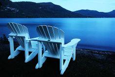 Adirondack chairs in the Adirondacks | Flickr - Photo Sharing!