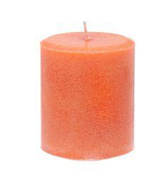 Nutmeg and Cedar Scented Pillar Candle by JenSanHomeAndBody, $16.50