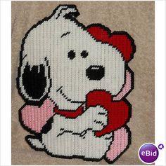 Baby Snoopy's Valentine