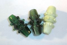 Free lampworking tutorial – Pulling Cane from Recycled Glass – Upcycled Glass Beads   Good River Gallery