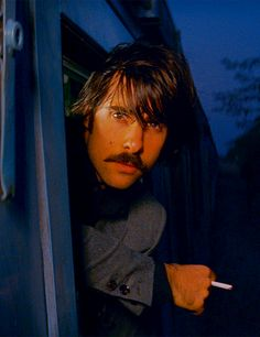 "Jason Schwartzman - The Darjeeling Limited Love the line, ""you are very important to me, and I think I love you."""