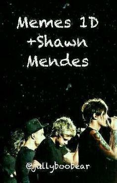 """Acabei de publicar """" #41 , da minha história Memes 1D + Shawn Mendes ♡ """"."""