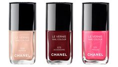 Chanel's spring polish collection