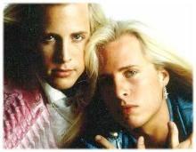 Matthew and Gunnar; stunning...