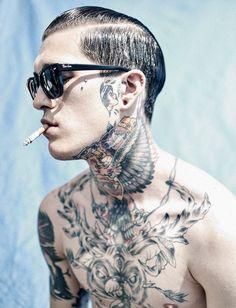 tattoo | @SingleFin_