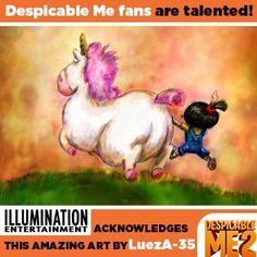 Fan Art. | Minions Movie | In Theaters July 10th