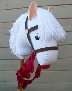 Royal Bridle Stick Horse