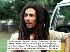 Epic Bob Marley Quote photo