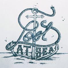 """Lost at sea"" by tim praetzel"