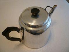 TEAPOT. CATERING Size English TEA Room Teapot. 1980's