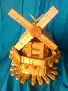 1000 images about pinzas de madera on pinterest - Manualidades con maderas ...
