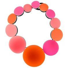 Monies Circles Necklace