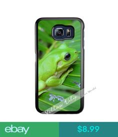Cases, Covers & Skins For Samsung Galaxy S6 Case Phone Cover Green Tree Frog Y00451 #ebay #Electronics