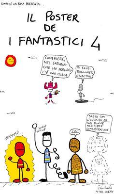 I Fantastici 4    www.lario3.it
