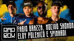 """Ep.103- Fabio Brazza, Nocivo Shomon, Eloy Polemico & Spinardi - """"Estopim..."""