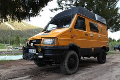 Overland Iveco