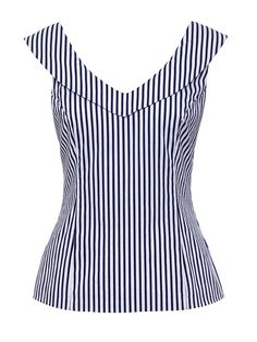 Jolene Stripe Top