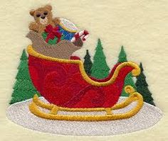 Image result for ornate sleigh embroidery