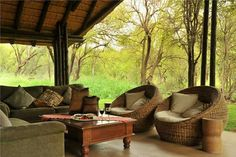 Located in the west side of the 'Malaria Free' Pilanesberg National Park, and only from Sun City - Black Rhino Game Lodge is the ideal location for a luxurious bushveld breakaway. Welcome to Extreme Frontiers - South Africa Outdoor Pool, Outdoor Spaces, Outdoor Living, Outdoor Decor, Game Lodge, Car Parking, Good Night Sleep, Lodges, South Africa