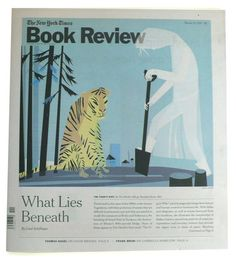 aichele Berlin, What Lies Beneath, Studio, Book Review, Bookends, Illustration, Cover, Design, Art