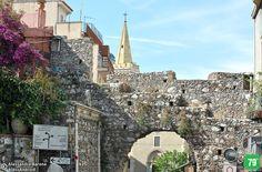 Porta dei Cappuccini #Taormina #Messina #Sicilia #Sicily #Italia #Italy #Viaggiare #Viaggio #Travel #AlwaysOnTheRoad