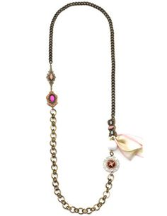 VICTORIAN ROMANCE  NECKLACE, STYLE NO. GN09S10