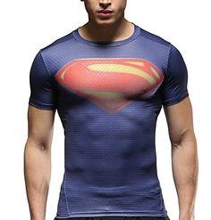 5XL BASS Shirt Superman Letters Superman T-Shirt Superman ABC XS