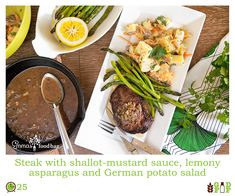 Asparagus Season – my favourite time of year Potato Salad, Mustard, Notes, Seasons, Dishes, My Favorite Things, Bag, Ethnic Recipes