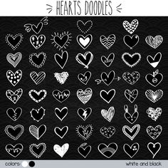 52 White Hearts Outline Clip Art Hand Drawn Romance Vector Etsy In 2020 White Heart Outline Heart Hands Drawing Heart Clip Art
