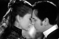 Nicole Kidman As Satine And Ewan McGregor As Christian In Moulin Rouge! Pic - Image of Moulin Rouge! Moulin Rouge Film, Satine Moulin Rouge, High School Musical, Nicole Kidman, Ewan Mcgregor Moulin Rouge, Best Romantic Movies, Comedia Musical, Romance Film, Romantic Scenes