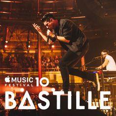 Bastille - Apple Music Festival: London 2016 (Live) (EP) (2017) [Zip] [Album]