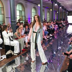 when holyGhost became MYKKE HOFMANN! So proud - best team! #mykkehofmann #mbfwberlin #mbfw #fashionshow #fashionweek #fashiondesign #ootd #potd