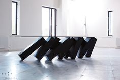 Megalith Table | Christopher Duffy